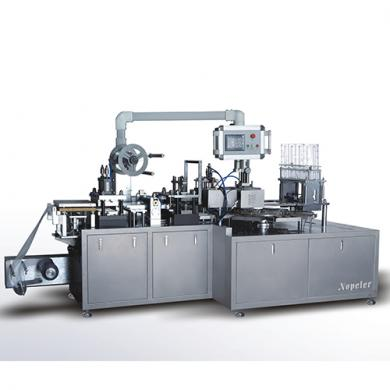 NBR-350 Fully automatic rotary blister card packing machine