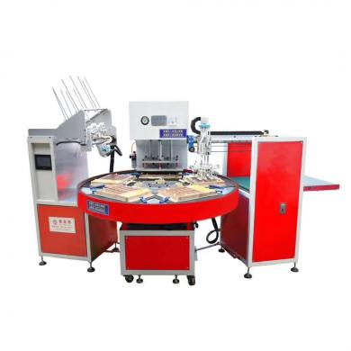 NBR-4500 Automatic Rotary  sealing machine