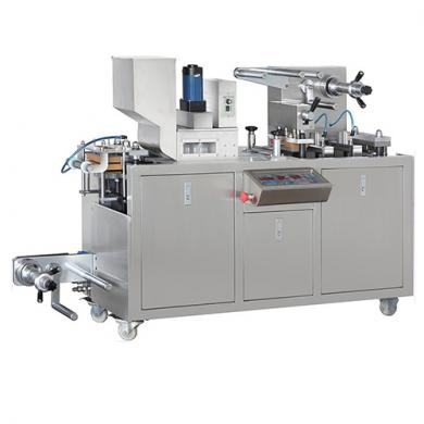 NBR-80  Aluminum plastic automatic Packaging machine